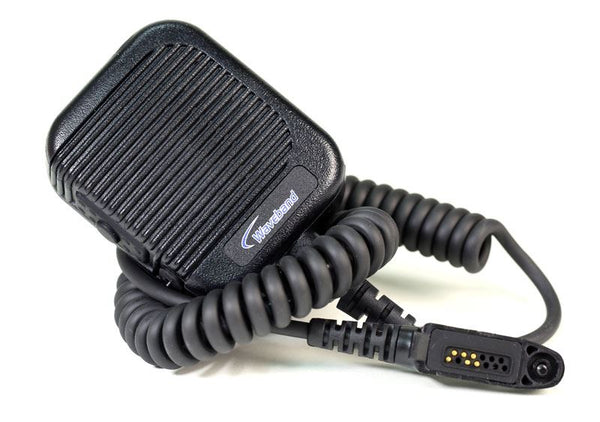 PMNN4022 Motorola Remote Speaker Microphone for Motorola EX Series Radios.  WB# WX-8000-M5-R - Waveband Communications