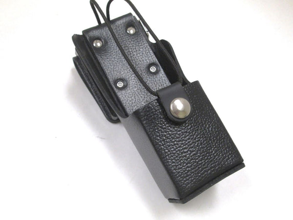 NTN8381C  High-activity Leather Carrying Case For Motorola XTS 3000/5000 series radio with swivel beltloop WB#WV-2034B-150