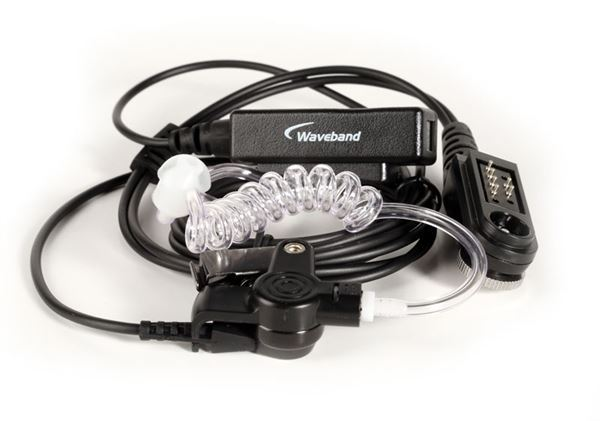 Harris XG-100 Two-Wire Surveillance Kit - Waveband Communications