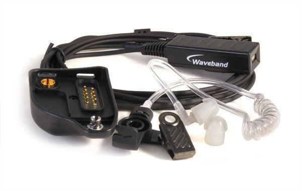 Harris XG-15 lapel earpiece