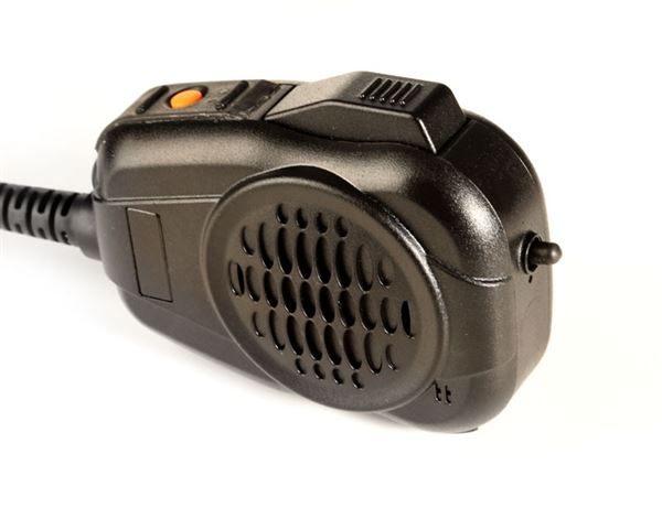 Waveband WX-8004-E5 Series Rugged Heavy Duty Public Safety Microphone for Harris XL-200P WB