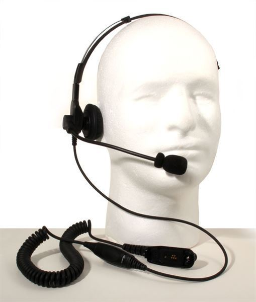 Motorola XPR 6350 Headset (RMN5058) - Waveband Communications