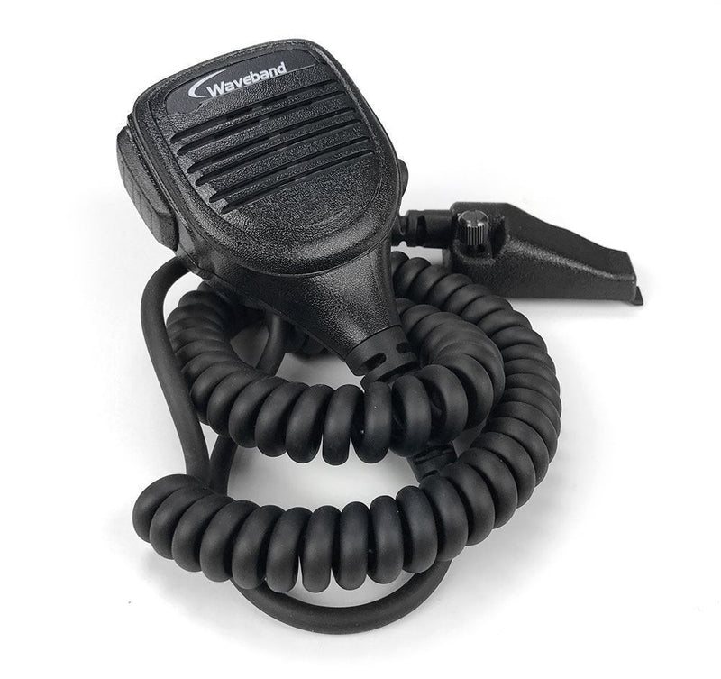 Kenwood NX-5410d Lapel Speaker Mic - Waveband Communications