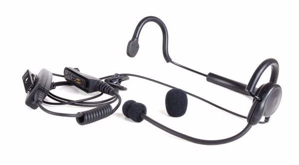 KNG-P150 Behind the Head Headset WV-16050-R-KNG - Waveband Communications