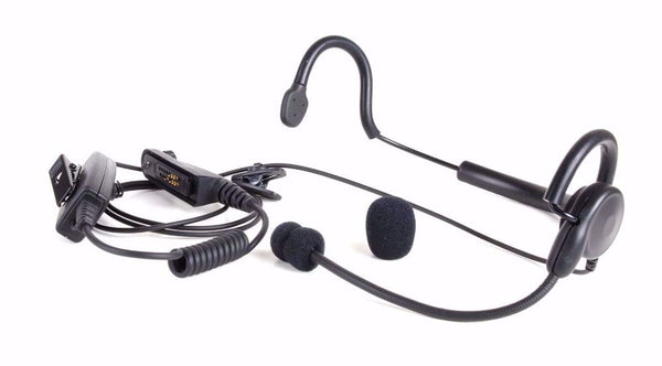 KNG-P400 Behind the Head Headset WV-16050-R-KNG - Waveband Communications