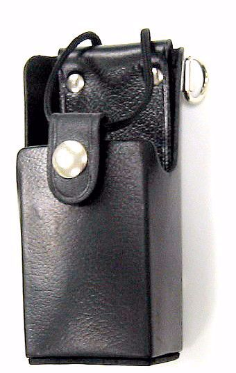 Motorola CP200 Leather Belt Loop Case