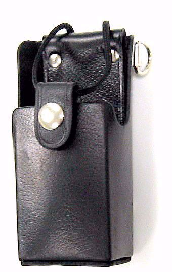 Motorola CP200 Leather Swivel Case - Waveband Communications