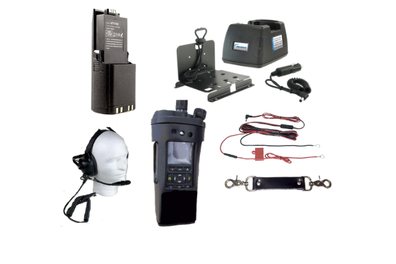 Fire Bundle for APX 6000XE Radios