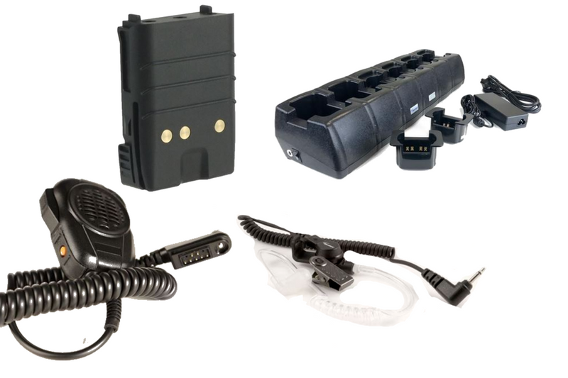 Harris XL-200P Micro-Purchase Limit Bundle - Waveband Communications
