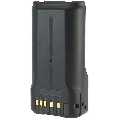 BATTERY FOR KENWOOD NX5000 - 7.4V / 3400 mAh / 25.2 Wh / Li-Ion / IS