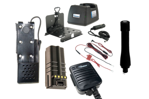 Harris P7100 6 Piece Bundle - Waveband Communications