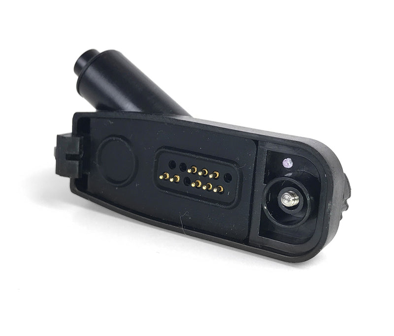 Wireless Bluetooth Remote Speaker Microphone for use with Motorola TRBO & Motorola APX models