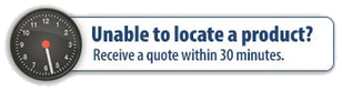 Unable to Locate a Product? Request a Quote Today
