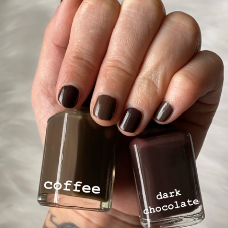 Dark Chocolate Nail Polish