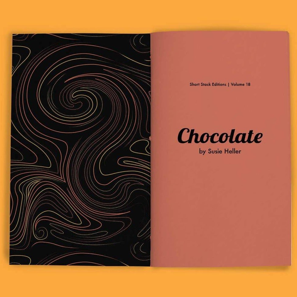 Chocolate Shortstack Recipe Book