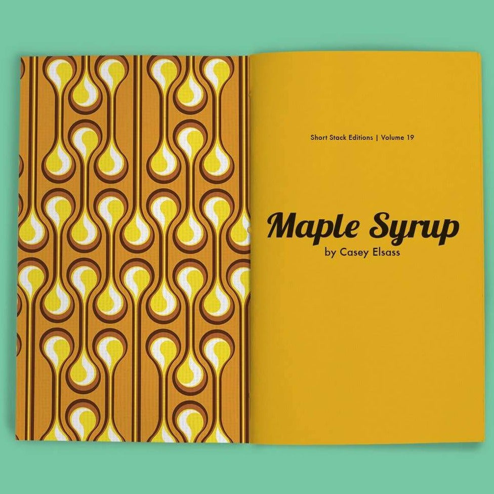 Maple Syrup Shortstack Recipe Book