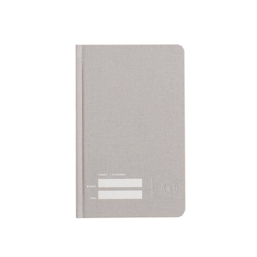 Today Planner (Pebble Grey)