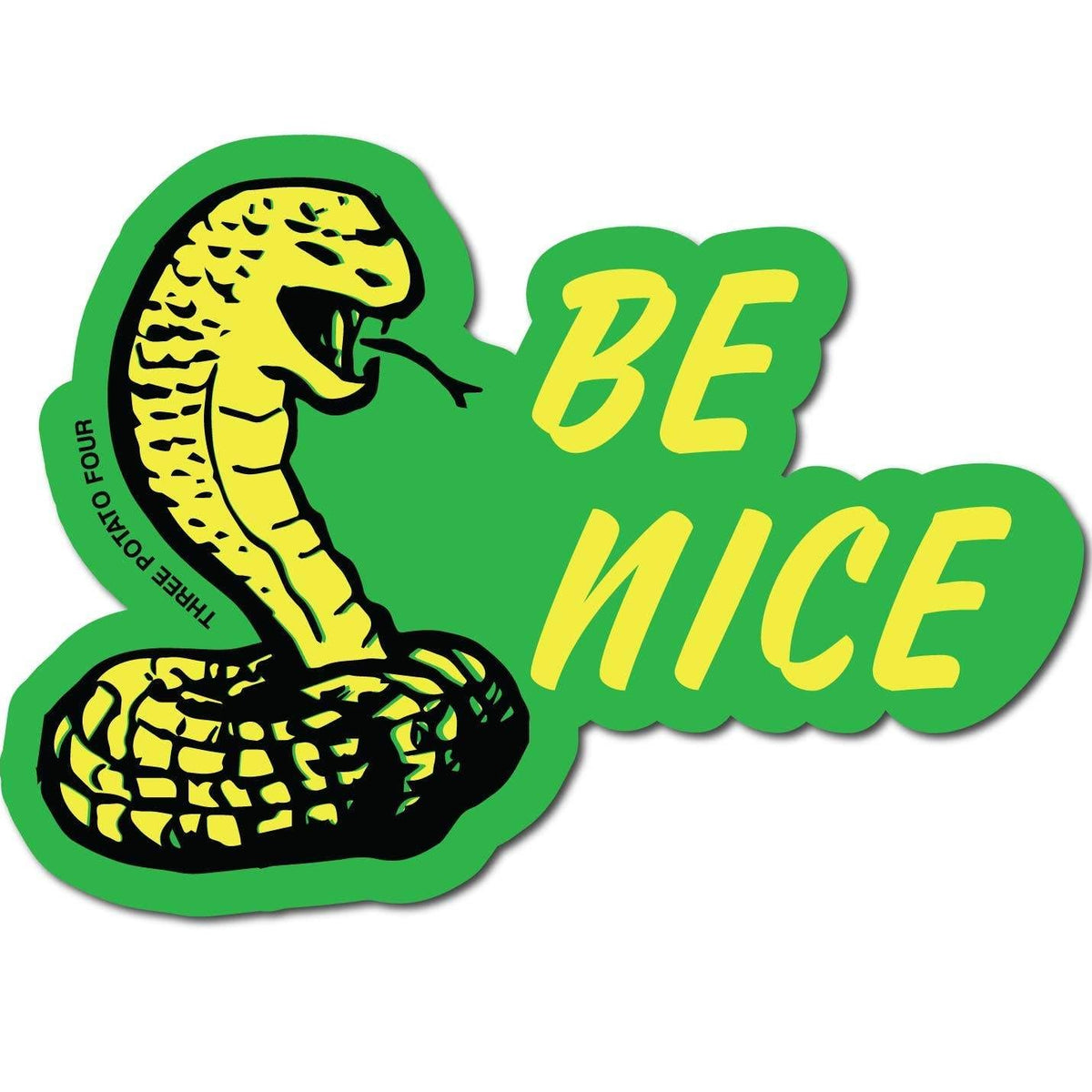 Sticker - Cobra (Be Nice)