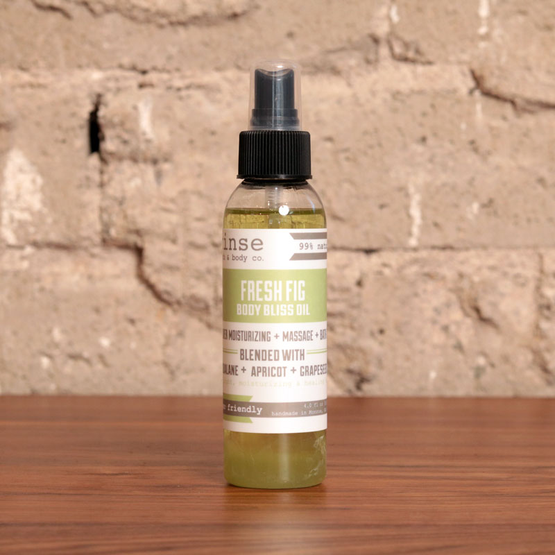 Body Bliss Oil - Fresh Fig