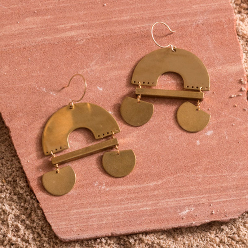 Carlu Earrings