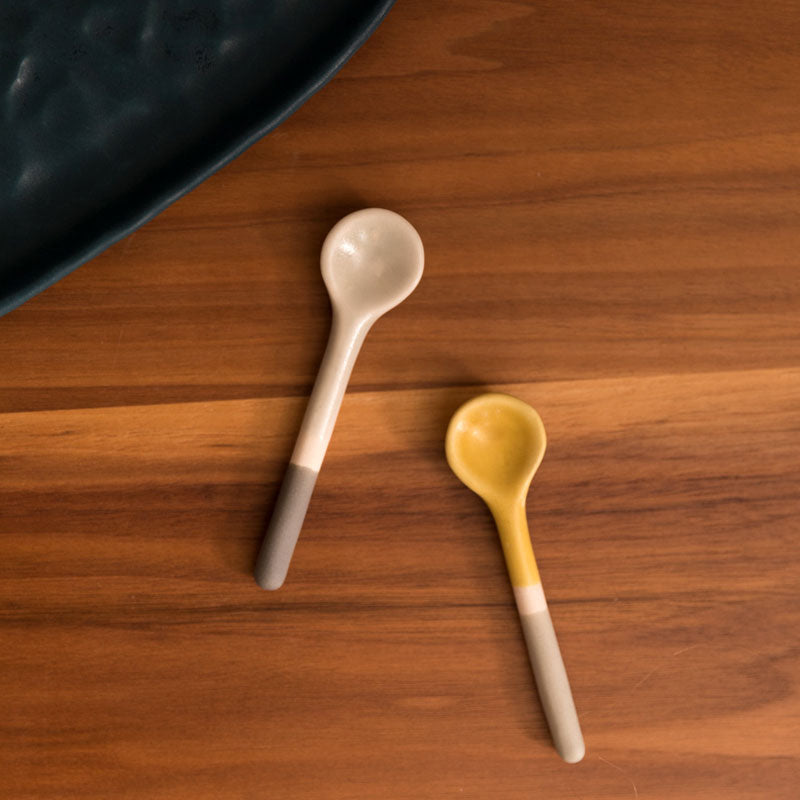 Dipped Spoon