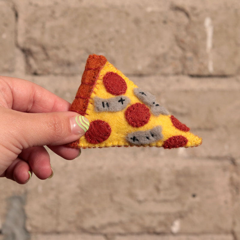Pizza Cat Toy