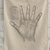 Palmistry Kitchen Towel - Natural