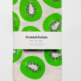 Kiwi Tea Towel