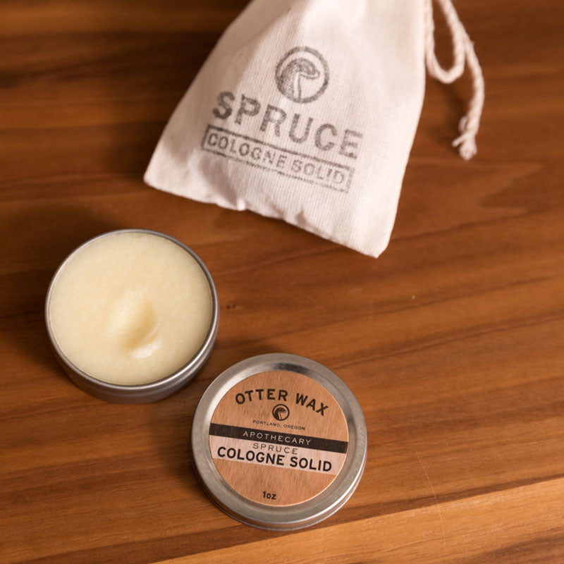 Spruce Solid Cologne