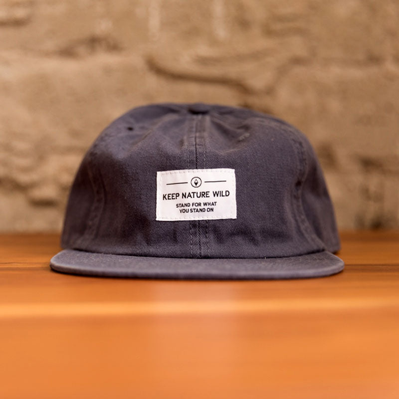 Stand For Baseball Hat Slate Blue