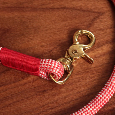 Strawberry Climbing Rope Dog Leash