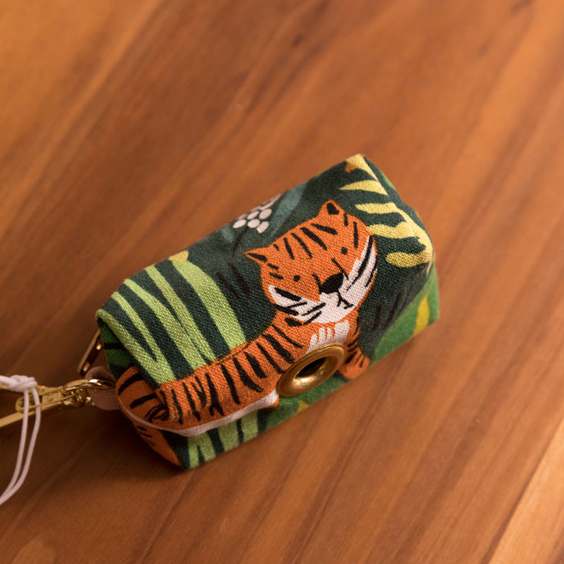 Whimsical Jungle Waste Bag Dispenser