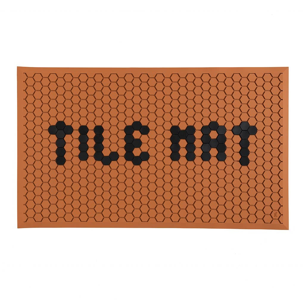 Tile Mat - Clay