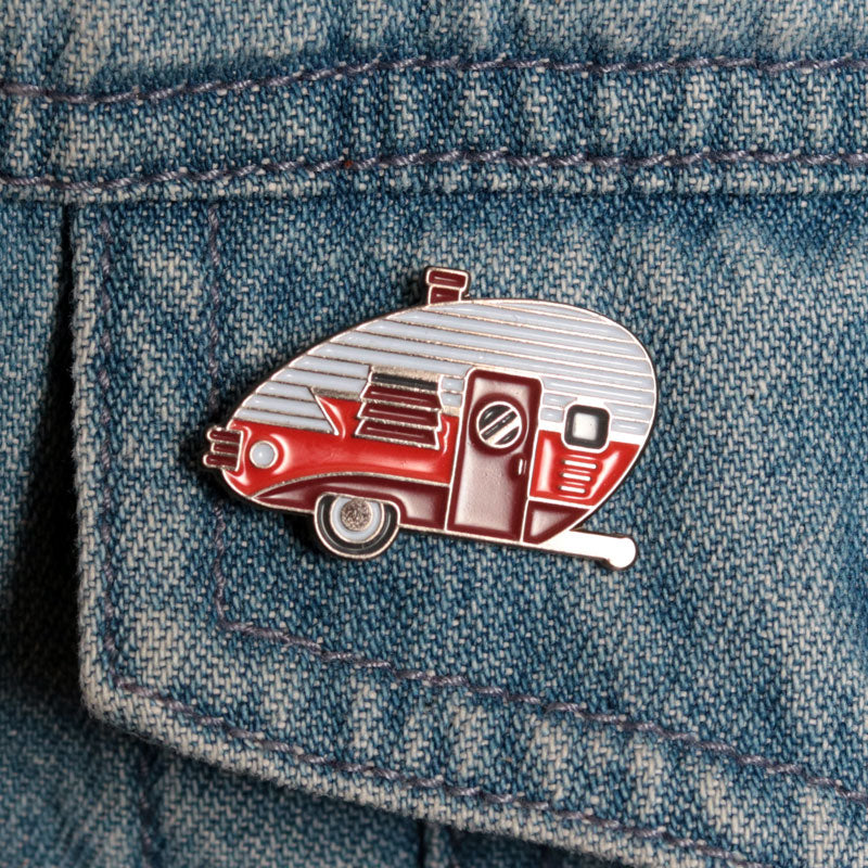 Camper Trailer Pin