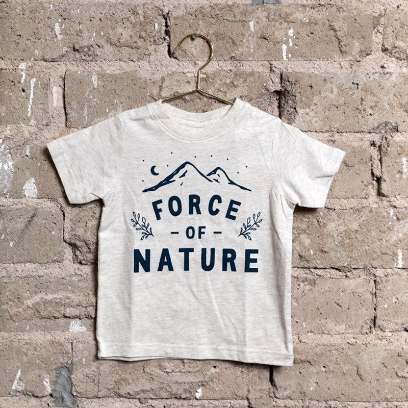 Force of Nature Toddler Tee