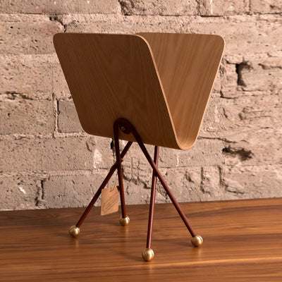Plywood Magazine Rack