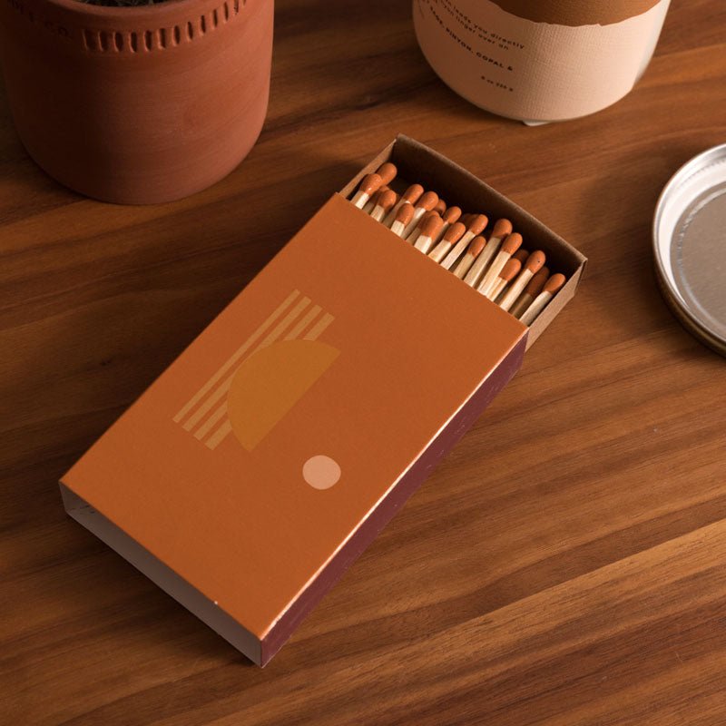 Dusk Sunset Matchbooks