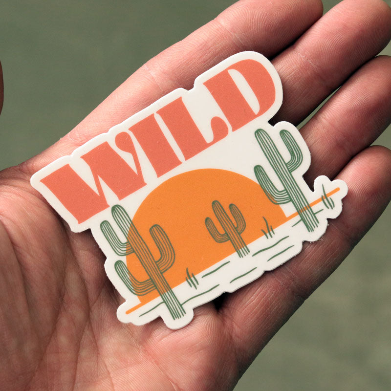 Sunset Chaser Sticker