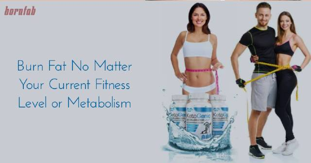 Burn Fat No Matter Your Current Fitness Level or Metabolism