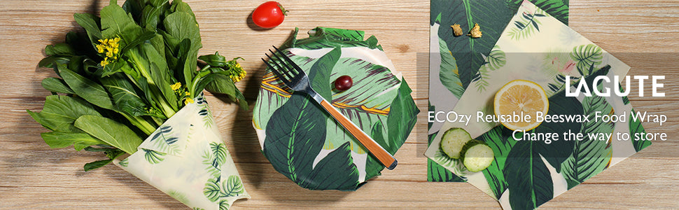 Eco-friendly & Organic Food Storage Wrappers