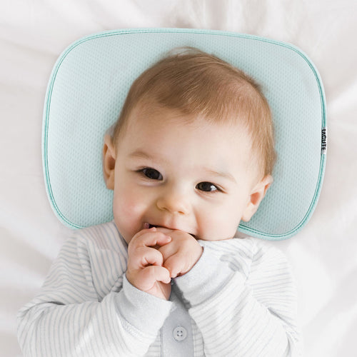 Lagute Lunaby Baby Head Shaping Pillow for Newborn Infant 6-12 Months