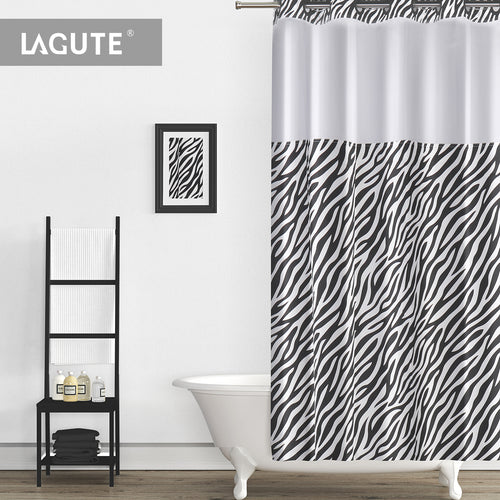 Lagute SnapHook HS-102 Shower Curtain