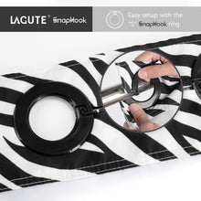 Lagute-Hookless-Shower-Curtain- w/Snap-in Liner-4