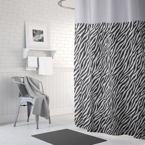 Lagute-Hookless-Shower-Curtain- w/Snap-in Liner-8