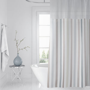 Lagute-Hookless-Shower-Curtain-Nordic-Stripes-color-7