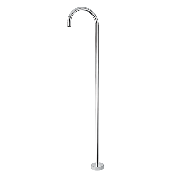 floor standing basin spout