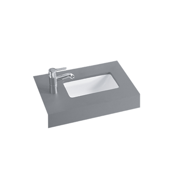 Vitra Nuovella Under Counter Square Wash Basin