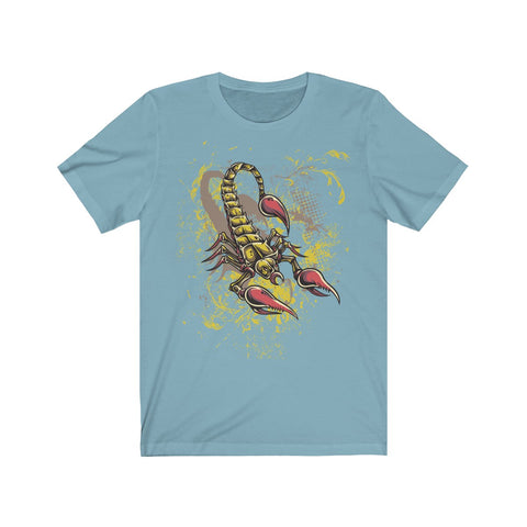 Scorpion Unisex Jersey Short Sleeve Tee