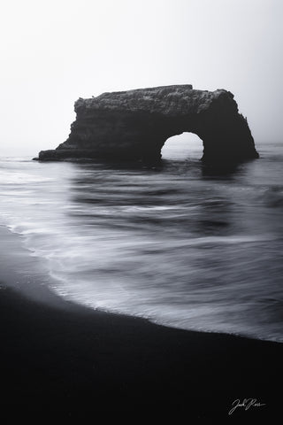 Dark Natural Bridges