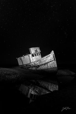 Midnight Ship to Nowhere
